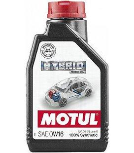 Hybrid vehicle oils MOTUL HYBRID 0W16 1L 107153