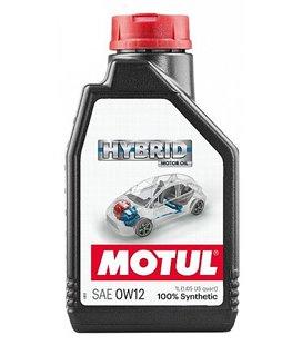Hybrid vehicle oils MOTUL HYBRID 0W121L 107151