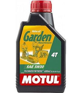Oil Garden 2T MOTUL GARDEN 4T 5W30 0,6L *UUS 106989