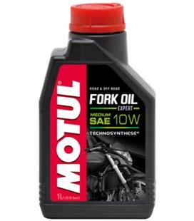 Motorcycle fork oil MOTUL FORK OIL EXPERT MEDIUM 10W 1L 105930