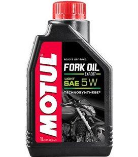 Motorcycle fork oil MOTUL FORK OIL EXPERT LIGHT 5W 1L 105929