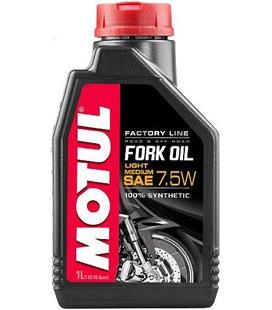 MOTUL shock absorber oils MOTUL FORK OIL FACTORY LINE MEDIUM 7,5W 1L 105926