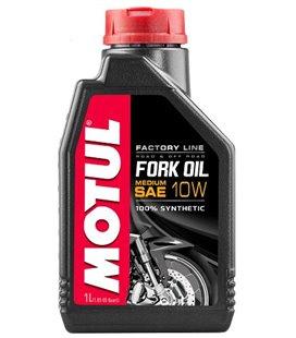 MOTUL shock absorber oils MOTUL FORK OIL FACTORY LINE MED 10W 1L 105925
