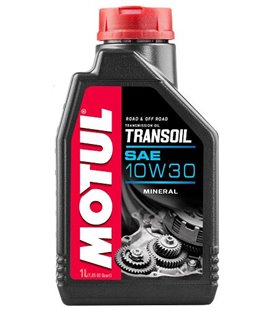 Motorcycle transmission oil MOTUL TRANSOIL 10W30 1L 105894