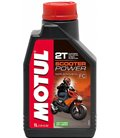 Motorcycle oil 2T synthetic