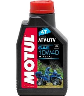 Motorcycle oil 4T mineral MOTUL ATV-UTV 4T 10W40 1L 105878
