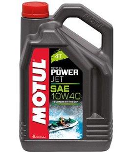 Oil Marine 4T semi-synthetic MOTUL POWERJET 4T 10W40 4L 105874
