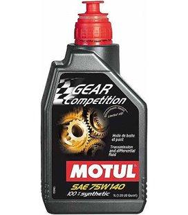 MOTUL Gear Competition MOTUL GEAR COMPETITION 75W140 1L 105779