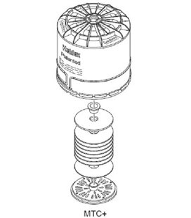 HALDEX 93522C MTC+ HALDEX KUIVATI ( VANA 78964) 93522C