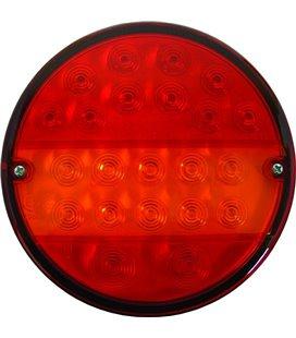 DOBMAR 3-OSALINE LED HAAGISE TAGATULI ÜMMARGUNE 12-24V Ø140MM 999005291