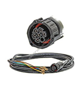 KAMAR E1332/E1321 PISTIK AMP 6 PIN 25M KAABLIGA D11628 999008260