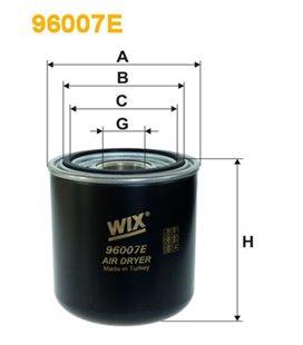WIX ÕHUKUIVATI PADRUN + TILK NEW DAF 105 M41X15 RH WIX 999096480