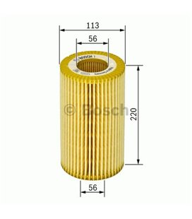 BOSCH 1629393 Oil Filter DAF XF105 BOSCH 999034320