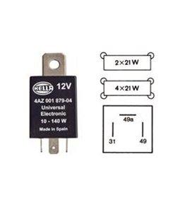 HELLA ELEKTROONILINE SUUNARELEE 12V LED TULELE 10-110W AUTOMAAT HELLA 999095340