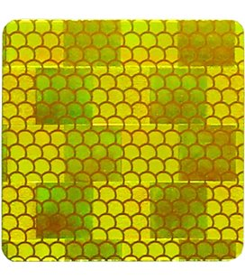 AVERY KOLLANE SEGMENT-HELKURTEIP 50X50MM/ 1 MEETER 18 SEGMENTI (50M RULLIS) 999095530