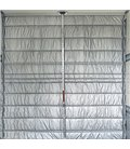 Thermal curtains, thermal partitions