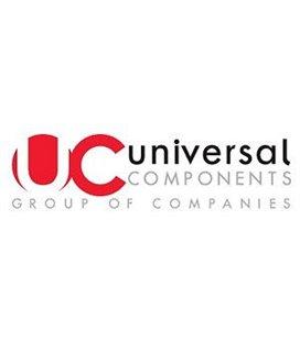UNIVERSAL COMPONENTS PÕRKERULLIK 116X216MM 2 RULLIGA 999097350