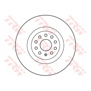 Brake Disc TRW DF6133S