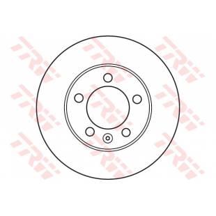 Brake Disc TRW DF6131S