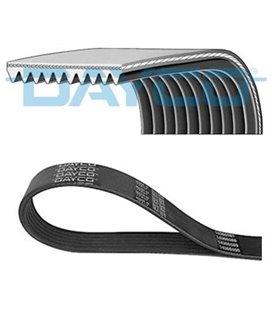 DAYCO Alternator Belt 10PK1570 VOLVO DAYCO 999160170