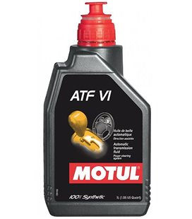 Transmission oil synthetic MOTUL ATF VI 1L 105774