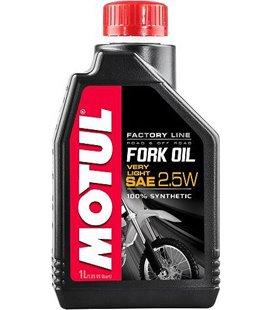 MOTUL shock absorber oils MOTUL FORK OIL FACTORY LINE VERY LOW 2,5W 1L 105962