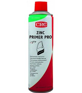 CRC ZINC PRIMER PRO TSINK KRUNTVÄRV 500ML/AE 20-ZIP650