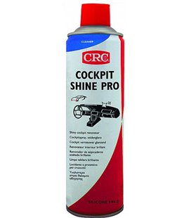 CRC COCKPIT SHINE PLASTPINDADE HOOLDUS LÄIKIV 500ML/AE 20-COS650