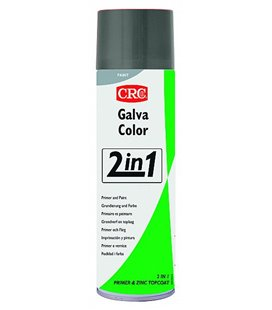 CRC GALVA COLOR RAL7035 HALL VÄRV 500ML/AE