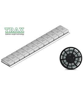 LIIMITAV TASAKAAL 3,8MM, 5KG. RULL (1000X5G) FE, HALL TSINK+VÄRV (TRAX) 605C-500-SP01