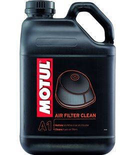 MOTUL air filter oils MOTUL A1 AIR FILTER CLEAN 5L 102985