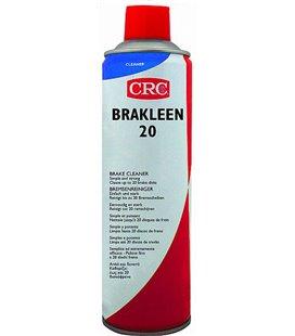 "CRC BRAKLEEN ""20"" BRAKE CLEANER PIDURIPUHASTUS 500ML/AE"