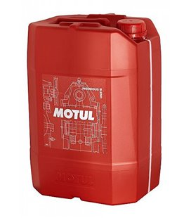 Engine oil semi-synthetic MOTUL 6100 SYNERGIE+ 10W40 20L 103985