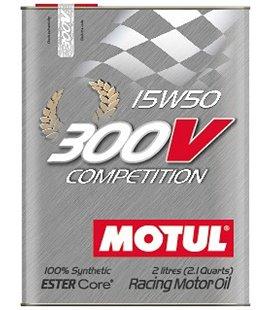 MOTUL 300V engine oils MOTUL 300V COMPETITION 15W50 2L 104244