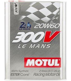 MOTUL 300V engine oils MOTUL 300V LE MANS 20W60 2L 104245