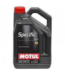 Engine oil OEM MOTUL (106352) SPECIFIC 948B 5W20 5L 104423