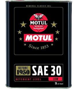 Engine oil classic MOTUL CLASSIC OIL SAE 30 2L 104509