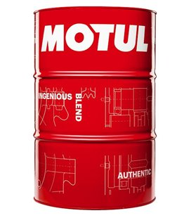 Heavy machinery engine oil semi-synthetic MOTUL TEKMA FUTURA+ 10W40 VDS4 208L 104998