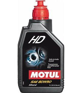 Transmission oil mineral MOTUL HD 80W90 1L 105781