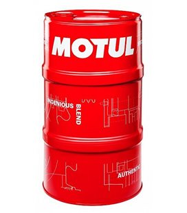 Heavy machinery engine oil semi-synthetic MOTUL TEKMA FUTURA+ 10W40 VDS4 60L 106650