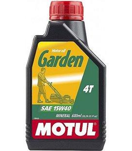 Oil Garden 4T MOTUL GARDEN 4T 15W40 0,6L *UUS 106992