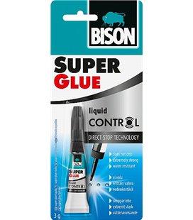 BISON SUPER GLUE KIIRLIIM 3G LIQUID CONTROL 8680869