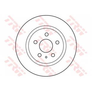 Brake Disc TRW DF6112