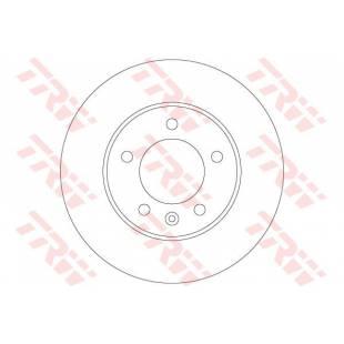 Brake Disc TRW DF6120