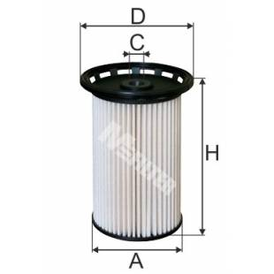 MFILTER Kütusefilter DE3138