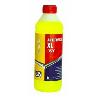 AD Antifriis ANTIFREEZE AD -35C XL YELLOW 1L