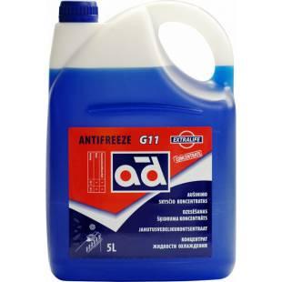 AD Antifriis ANTIFREEZE AD -35C G11 BLUE 5L