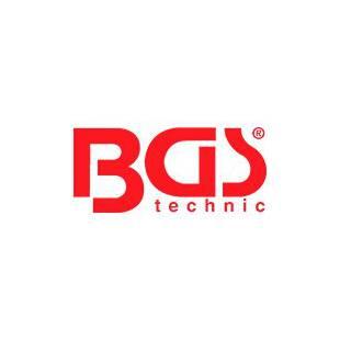 BGS Tööriist Terashari Sirege 100Mm 6Mm Kinnitusjalaga BGS3077