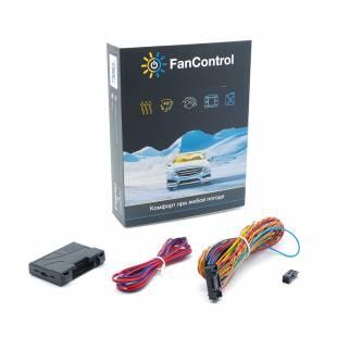 TECEL Preheater Control Module FanControl B2