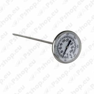 TERMOMEETER. 0-220°C/0-400°F KS TOOLS
